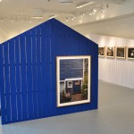 "Installation ""Blue Barn"""